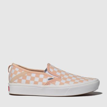 Vans Peach Comfycush Slip-On Sf Womens Trainers