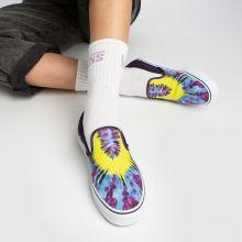 Vans Classic Slip Tie Dye 1
