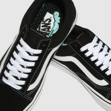 official photos 90b57 25f91 Damen vans Schwarz-weiß Comfycush Old Skool Sneaker