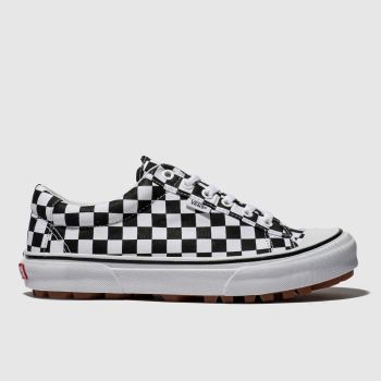 d97f5ea12bbf Vans Black   White Style 29 Womens Trainers