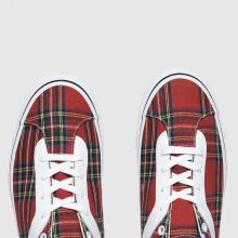 Vans Bold New Issue Plaid 1