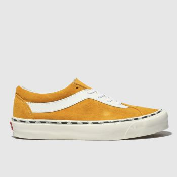 Vans Orange Bold New Issue Womens Trainers