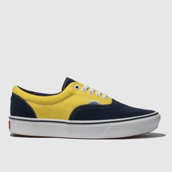 Vans Navy Era Comfycush Womens Trainers