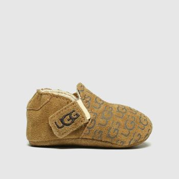 ugg tan roos shoes baby