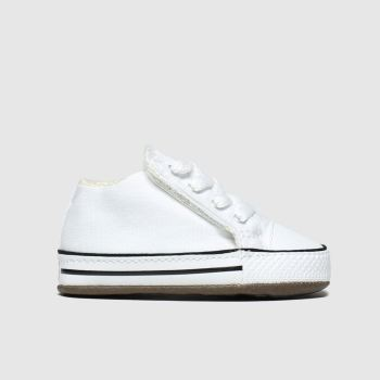 Converse White All Star Cribster Unisex Crib