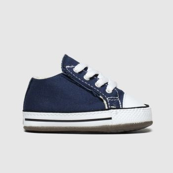 Converse Navy All Star Cribster Unisex Crib#