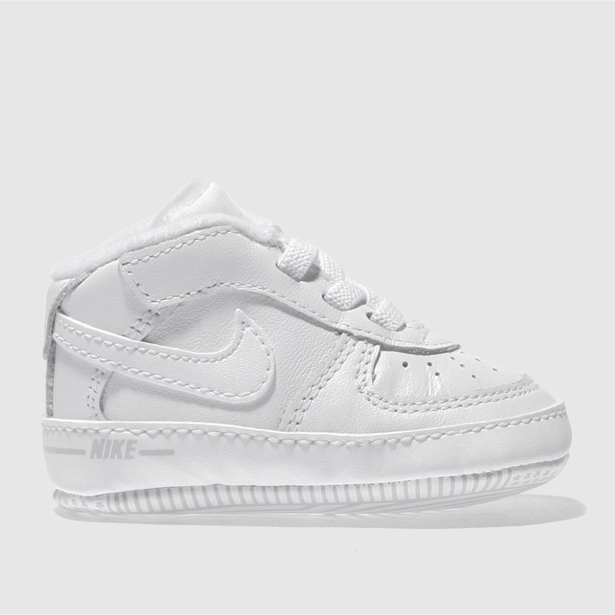 94e7f3d4c6ade Kids Unisex white nike air force 1 shoes