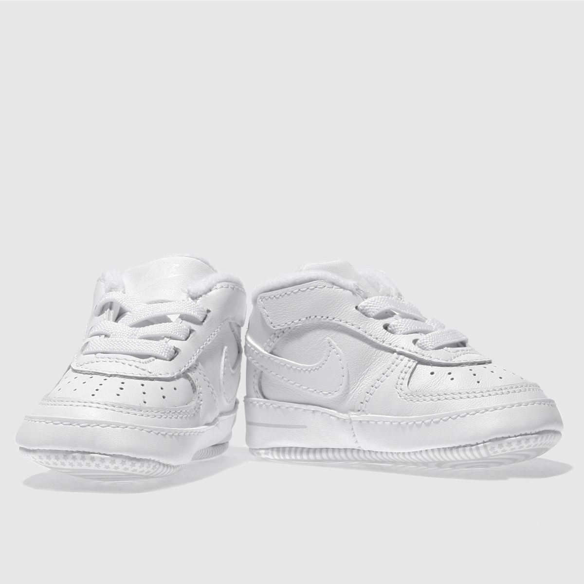 3fb0c9379710 Kids Unisex white nike air force 1 shoes