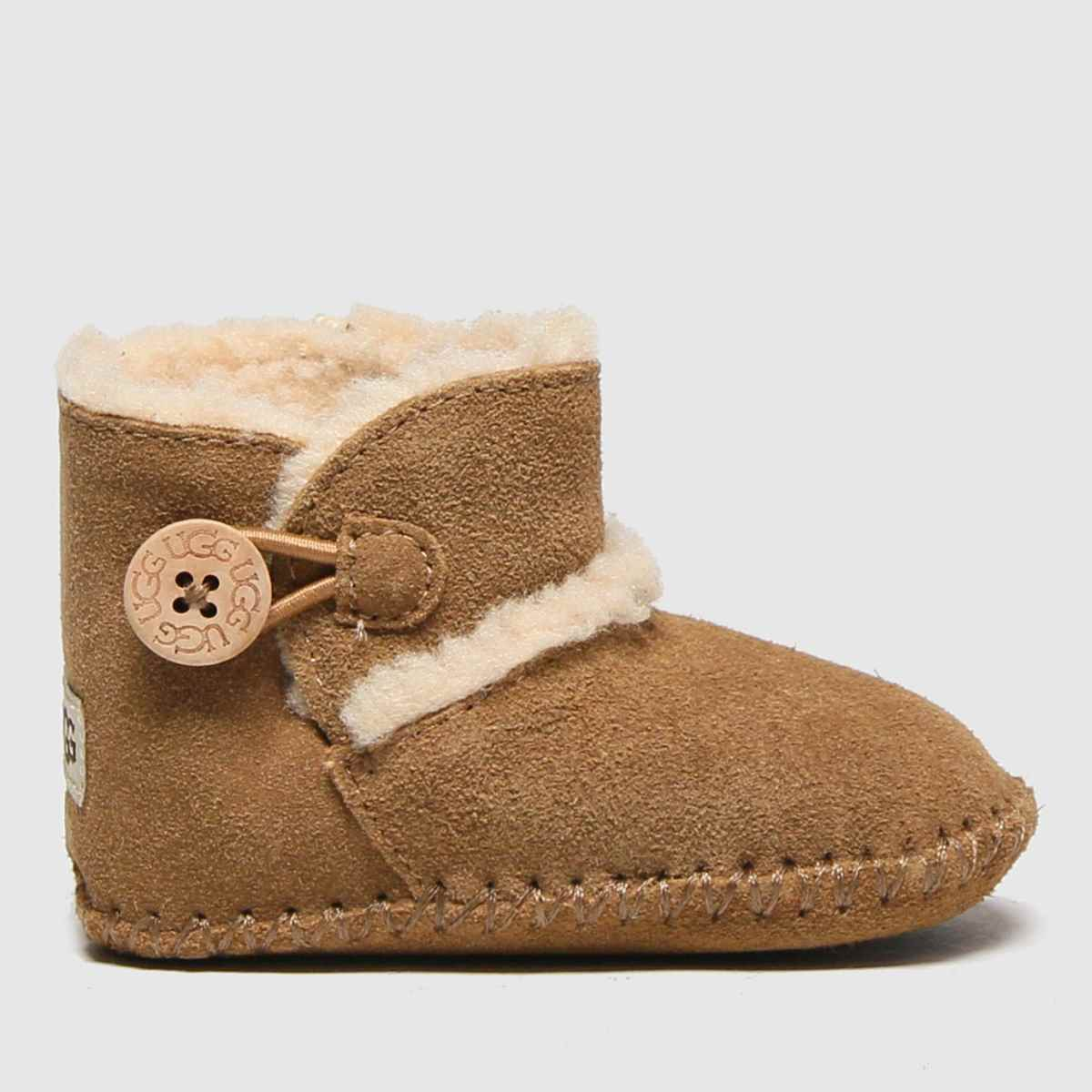 UGG Tan Lemmy Ii Shoes Baby
