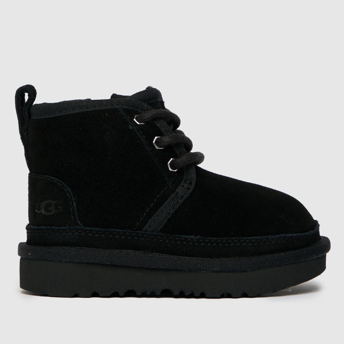 UGG Black Neumel Ii Boots Toddler