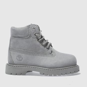 85a75e9c058 Kids Unisex grey timberland 6 inch premium boots | schuh