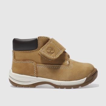 Timberland Natural TIMBER TYKES Unisex Toddler