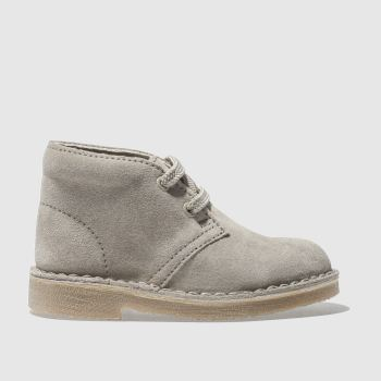 Clarks Originals Stone Desert Boot Fst Unisex Toddler