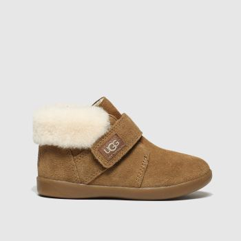 Ugg Tan Nolen Unisex Toddler