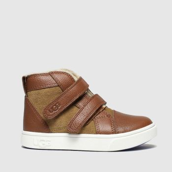 Ugg Tan Rennon Ii Unisex Toddler