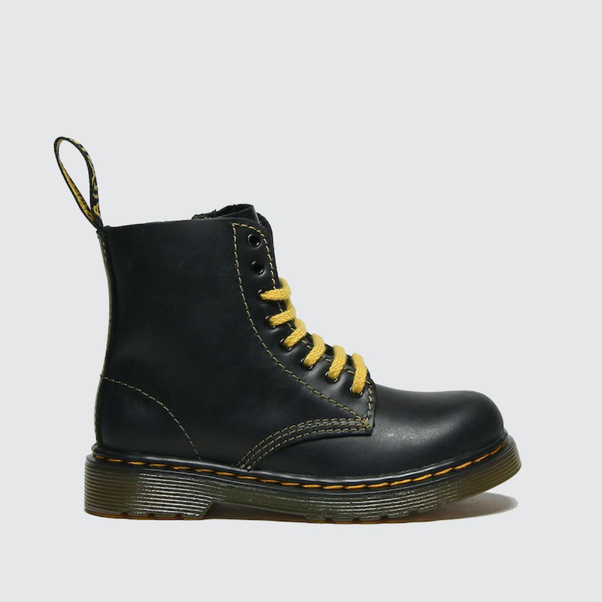 Dr Martens Black 1460 Pascal Boots Toddler