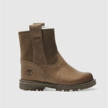 Timberland Brown ASPHALT TRAIL Unisex Toddler