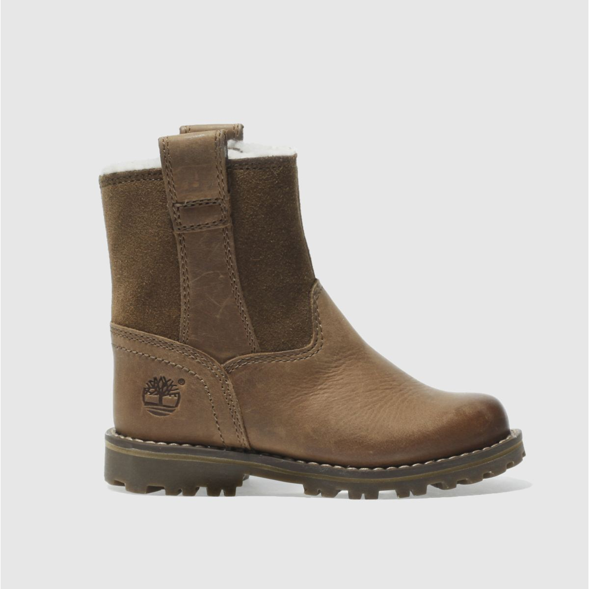 Timberland Brown Asphalt Trail Boots Toddler