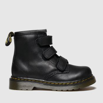 Dr Martens Black 1460 Strap c2namevalue::Unisex Toddler
