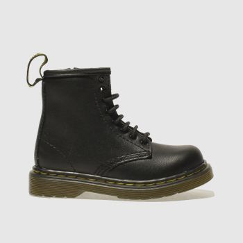 Dr Martens Black Brooklee Boot Unisex Toddler