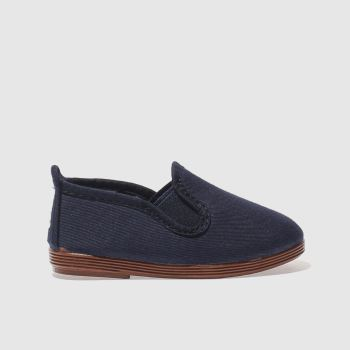 Flossy Navy Pamplona Unisex Toddler
