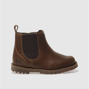 Ugg Brown Callum Unisex Toddler
