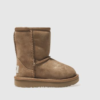 UGG Tan Classic Ii Unisex Toddler