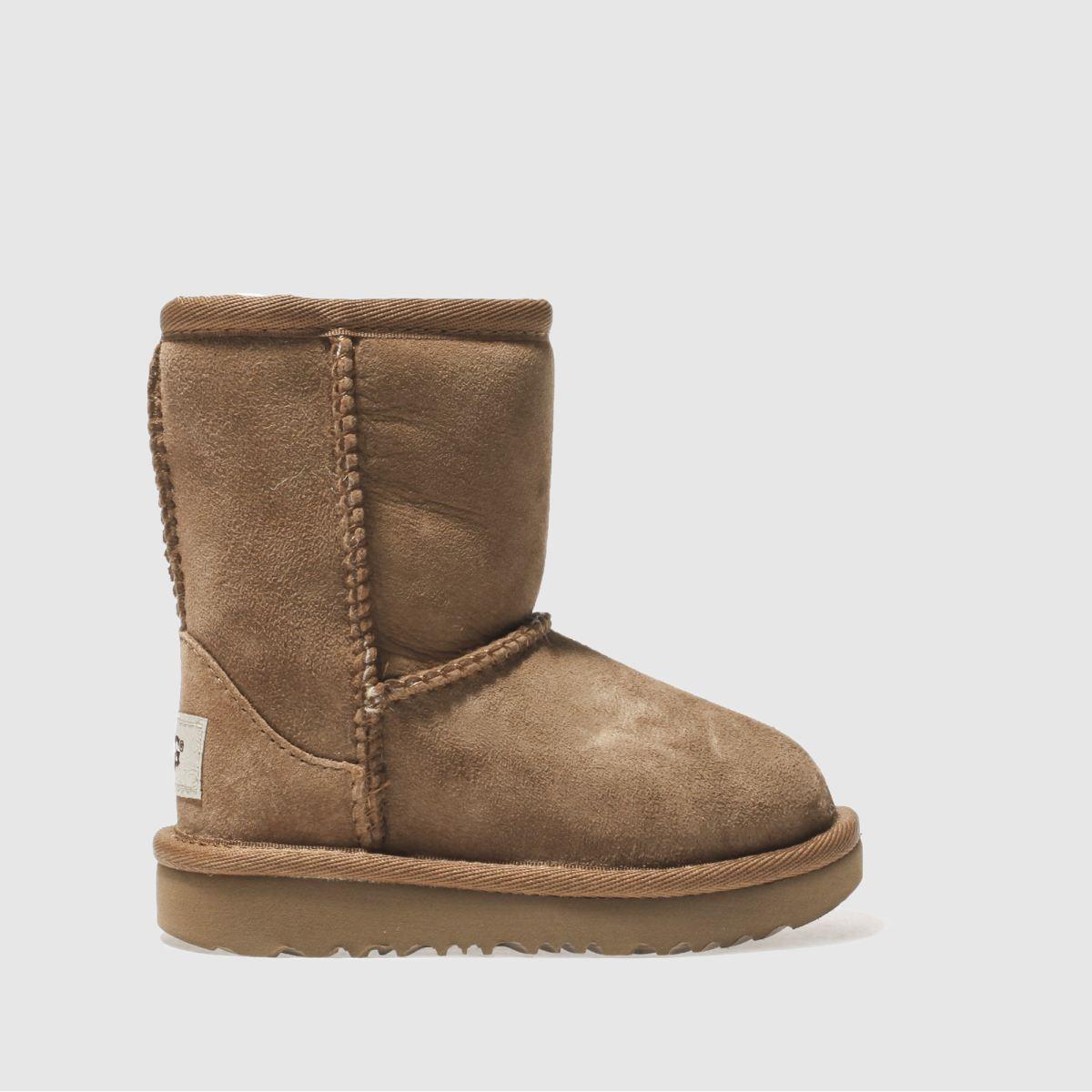 Ugg Tan Classic Ii Boots Toddler