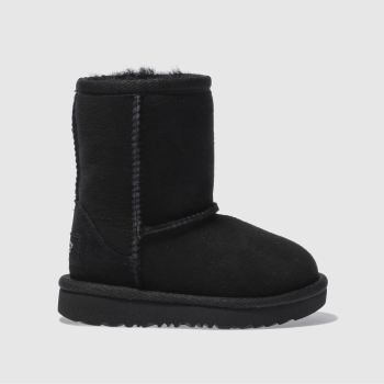 Ugg Black Classic Ii c2namevalue::Unisex Toddler
