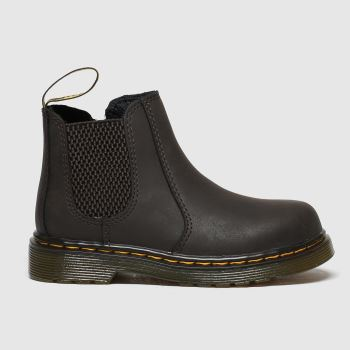 Dr Martens Dark Brown 2976 Unisex Toddler