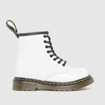 Dr Martens White 1460 Unisex Toddler