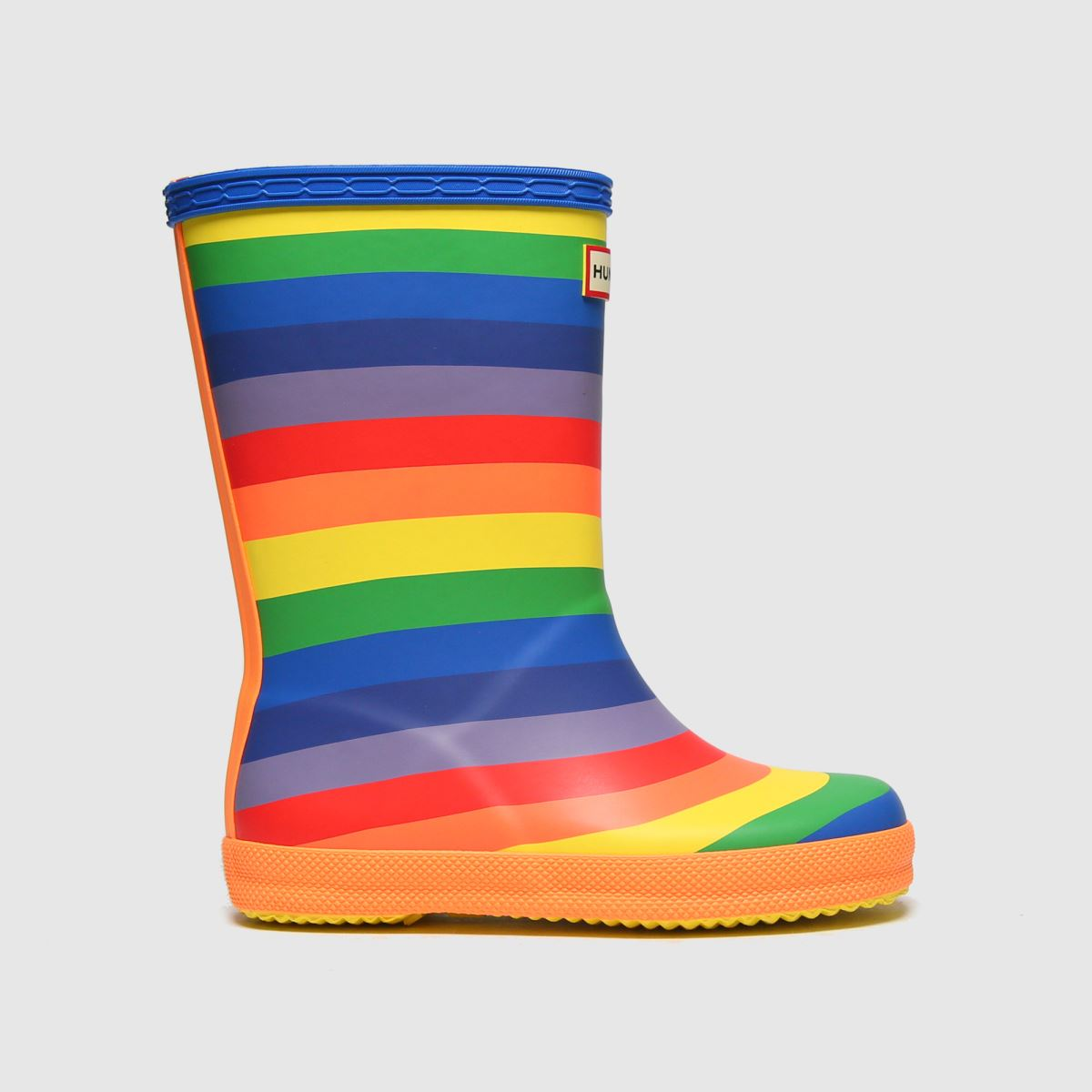 Hunter Multi First Rainbow Boots Toddler
