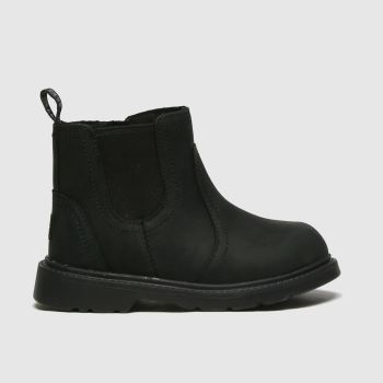 UGG Black Bolden Unisex Toddler