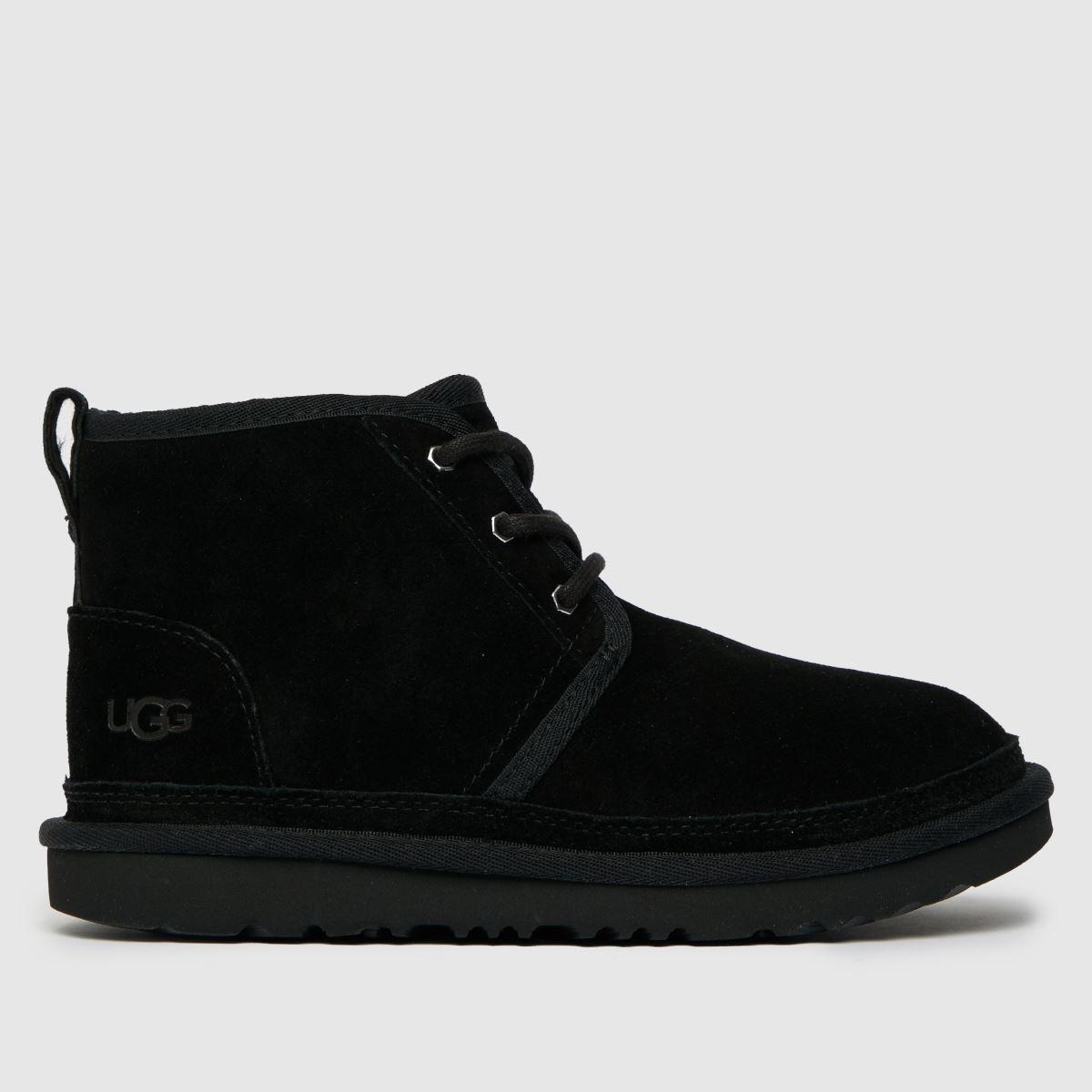 UGG Black Neumel Ii Boots Junior