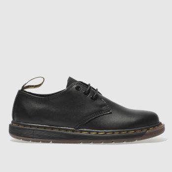 Dr Martens Black Cavendish Unisex Junior