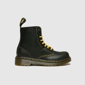 Dr Martens Black 1460 Pascal Unisex Junior