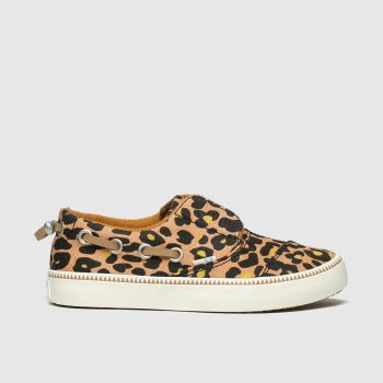 Toms Brown & Black Pasadena Unisex Junior