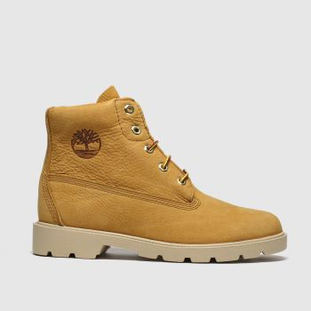 Timberland Tan 1973 Newman Unisex Junior