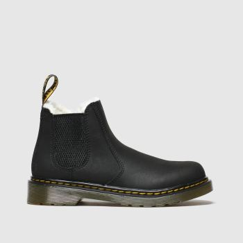 Dr Martens Black 2976 Leonore Unisex Junior