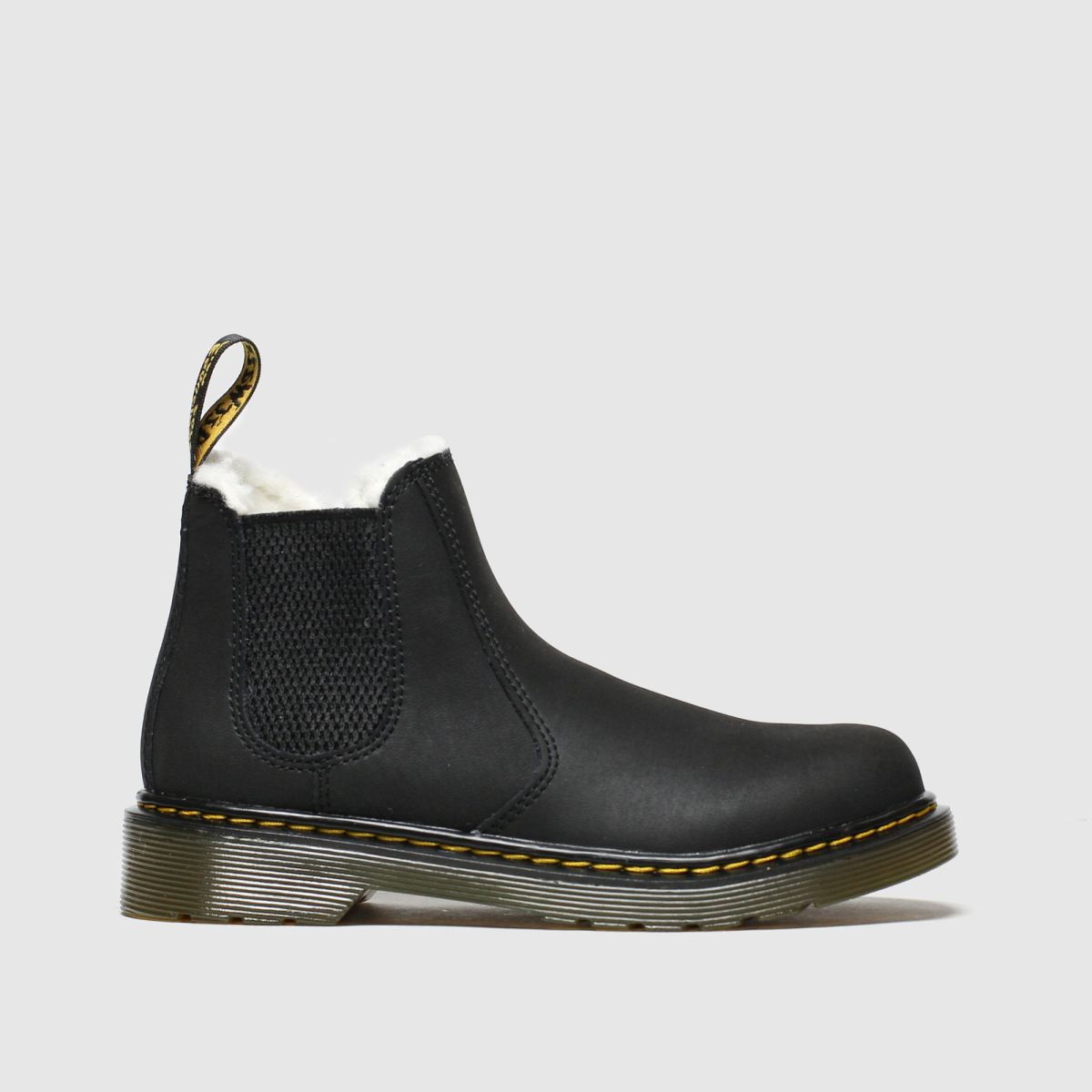 Dr Martens Black 2976 Leonore Boots Junior