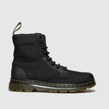 Dr Martens Black Combs Unisex Junior