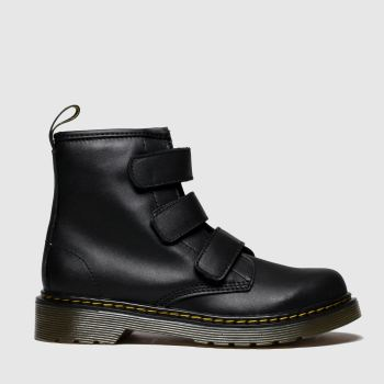 Dr Martens Black 1460 Strap Unisex Junior