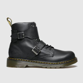 Dr Martens Black 1460 Joska Unisex Junior