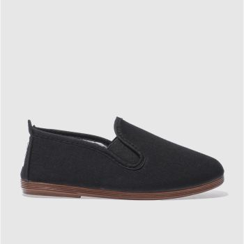 Flossy Black PAMPLONA Unisex Junior