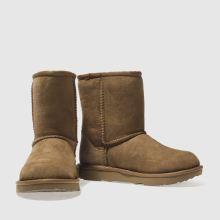 42f79794839 ugg tan classic ii boots junior