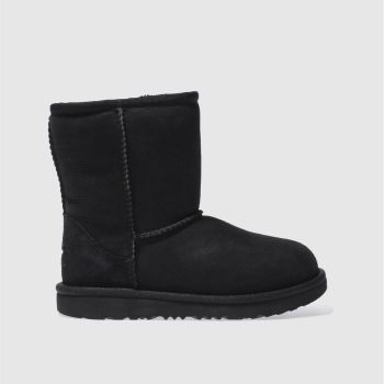 Ugg Black Classic Ii c2namevalue::Unisex Junior