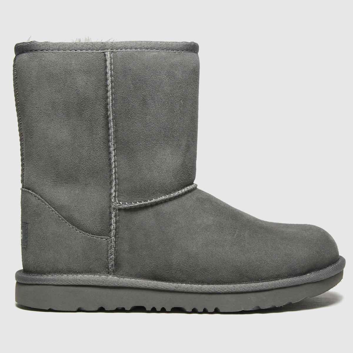 UGG Grey Classic Ii Boots Junior