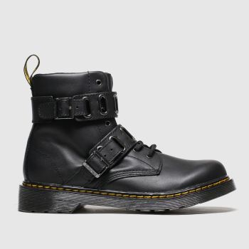 Dr Martens Black 1460 Quynn Unisex Junior