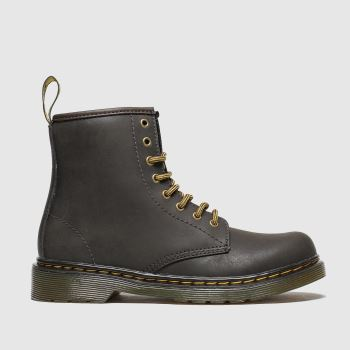 Dr Martens Dark Brown 1460 Unisex Junior