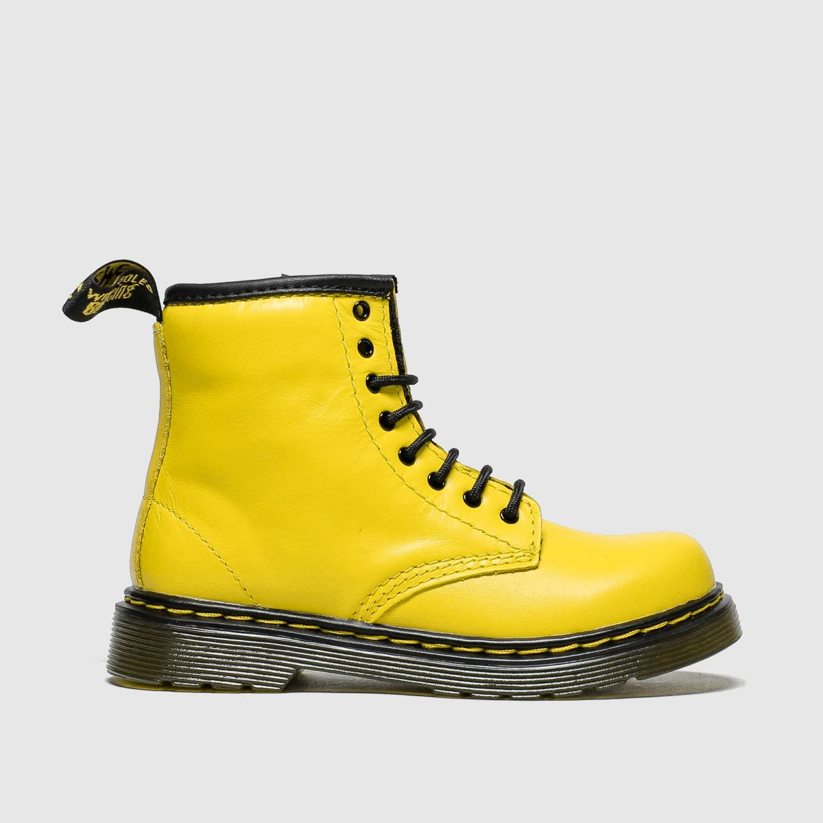 Dr Martens Yellow 1460 Boots Junior